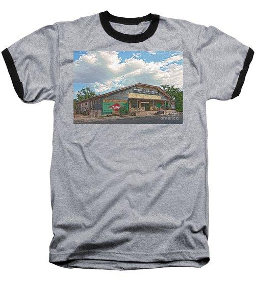 Woerner Warehouse Baseball T-Shirt