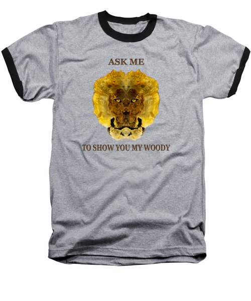 Woody 82 Baseball T-Shirt