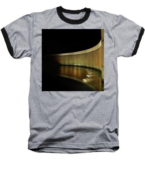 World War II Memorial - Stars Baseball T-Shirt