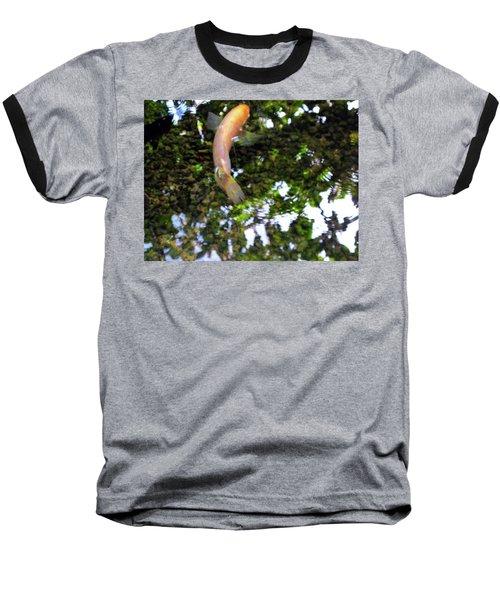 Swedish Coy Baseball T-Shirt
