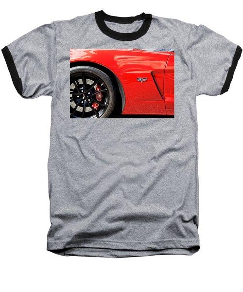 2013 Corvette Baseball T-Shirt