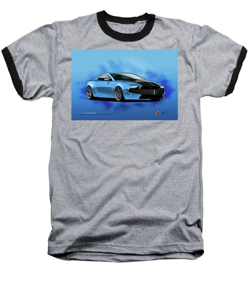 2014 Mustang  Baseball T-Shirt