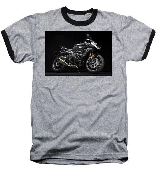 2014 Triumph Daytona 675 Disalvo Edition Baseball T-Shirt