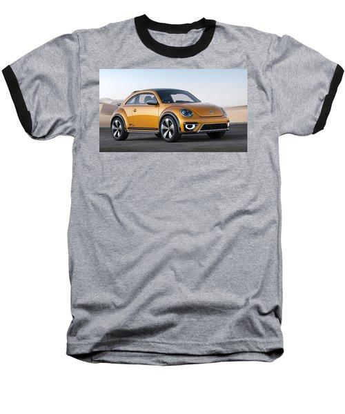 2014 Volkswagen Beetle Dune Concept Baseball T-Shirt