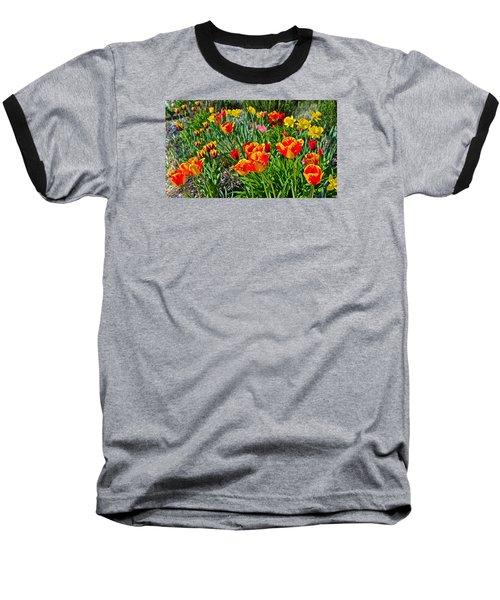 2015 Acewood Tulips 1 Baseball T-Shirt