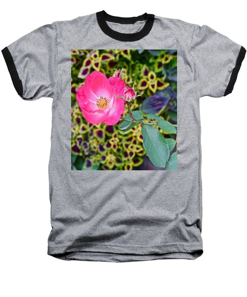 2015 Fall Equinox At The Garden Hello Fall Baseball T-Shirt