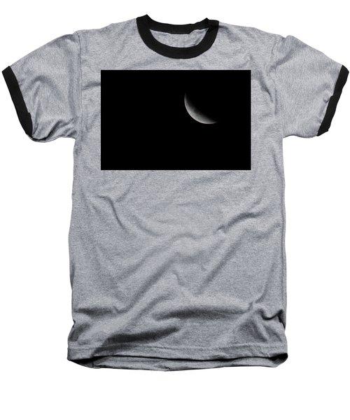 2015 Harvest Moon Eclipse 1 Baseball T-Shirt