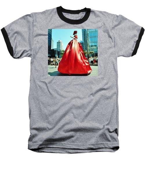 2015 Montreal Lgbta Parade  Baseball T-Shirt
