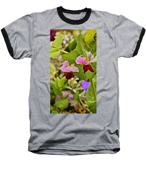 2015 Summer's Eve At The Garden Sweet Pea 2 Baseball T-Shirt