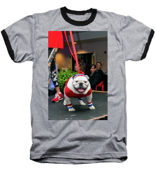 Baseball T-Shirt featuring the photograph 20160806-dsc03998 by Christopher Holmes