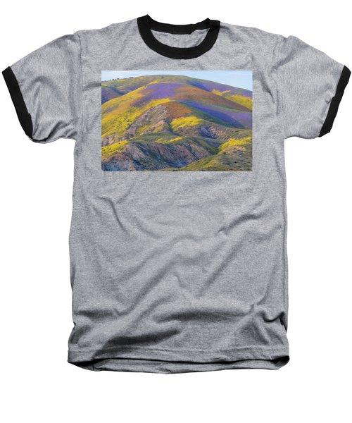 2017 Carrizo Plain Super Bloom Baseball T-Shirt