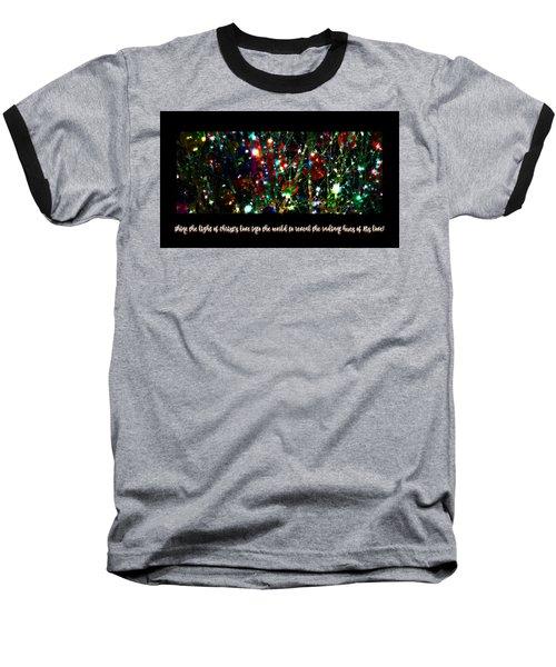 2017 Christmas Card 2 Baseball T-Shirt