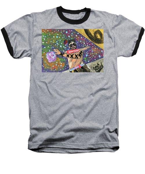 2021 The Eyes Odyssey Baseball T-Shirt