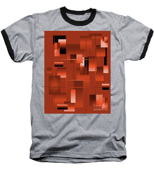 2022-2017 Baseball T-Shirt by John Krakora