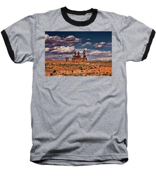Goblin Valley Baseball T-Shirt