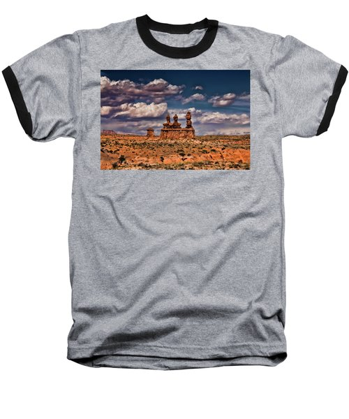 Goblin Valley Baseball T-Shirt