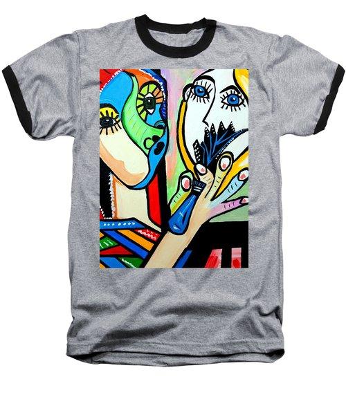 Artist Picasso Baseball T-Shirt