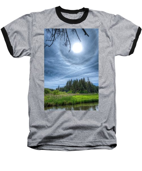 22 Degree Halo Baseball T-Shirt