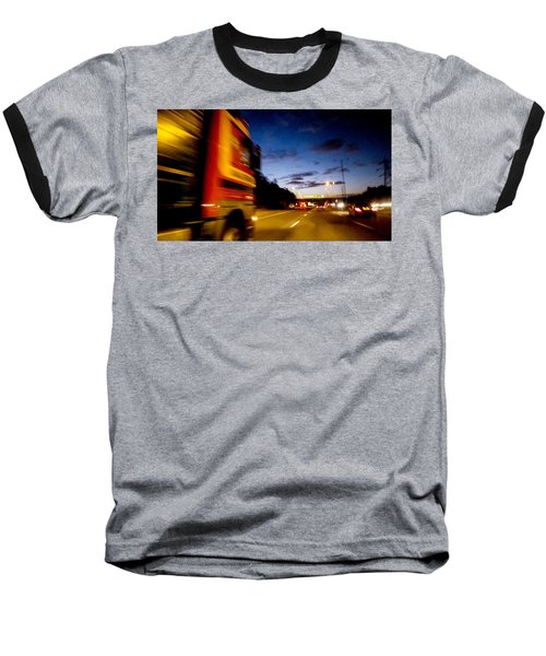 Baseball T-Shirt featuring the photograph ... by Mariusz Zawadzki