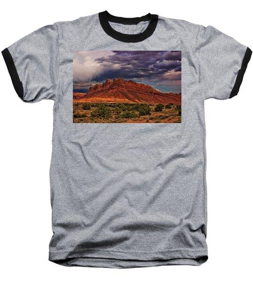 San Rafael Swell Baseball T-Shirt