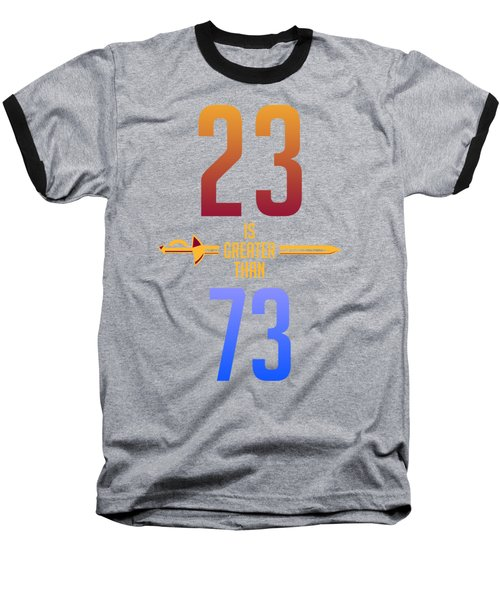 2373 Baseball T-Shirt by Augen Baratbate