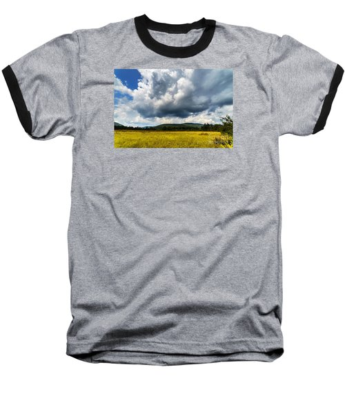 Cranberry Glades Botanical Area Baseball T-Shirt by Thomas R Fletcher