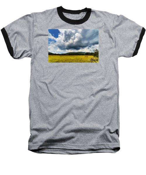Cranberry Glades Botanical Area Baseball T-Shirt