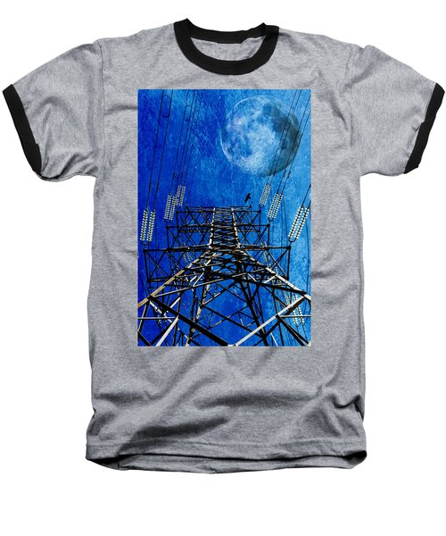 Electric Power Transmission... Baseball T-Shirt