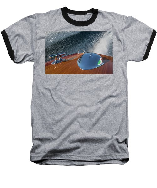 Classic Riva Baseball T-Shirt