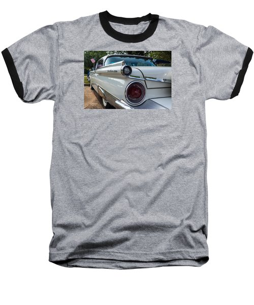Hall County Sheriffs Office Show And Shine Car Show Baseball T-Shirt