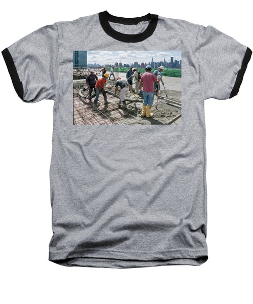 27th Street Lic 1 Baseball T-Shirt