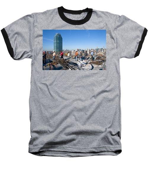 27th Street Lic 3 Baseball T-Shirt