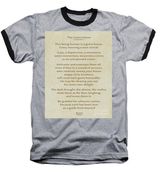 29- The Guest House Baseball T-Shirt