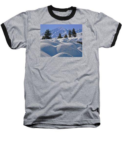 2m6402 Mt. Tom From Sherwin Grade Baseball T-Shirt