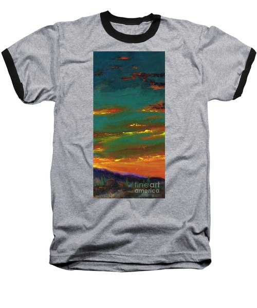 2nd In A Triptych Baseball T-Shirt