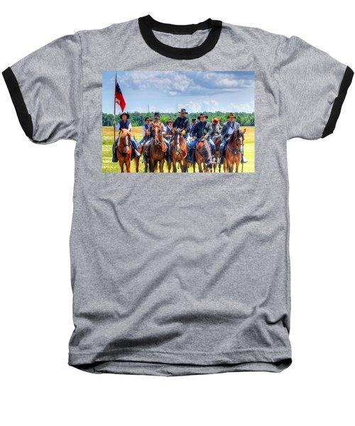 2nd Us Cavalry  Baseball T-Shirt