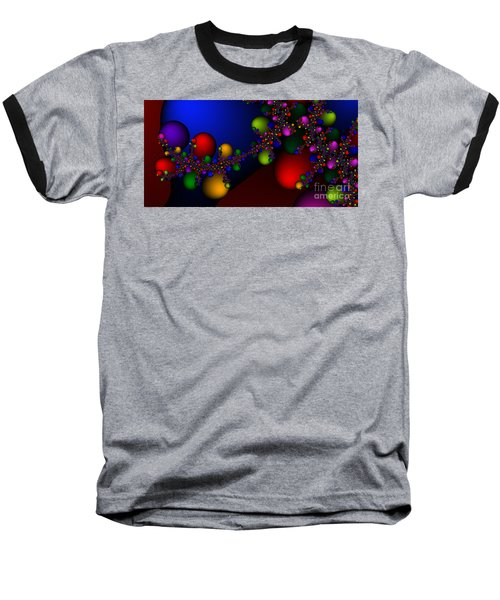 2x1 Abstract 330 Baseball T-Shirt