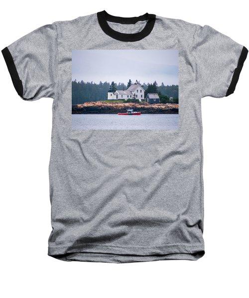 Acadia National Park  Baseball T-Shirt