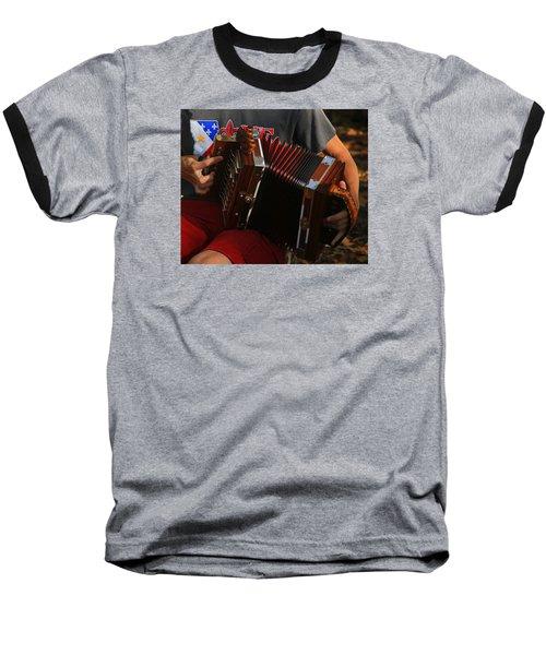 Acordian Baseball T-Shirt