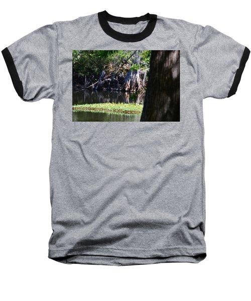 Across The River Baseball T-Shirt