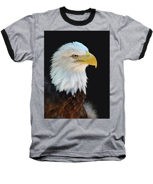 American Bald Eagle Baseball T-Shirt