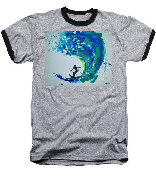 Badwave Baseball T-Shirt