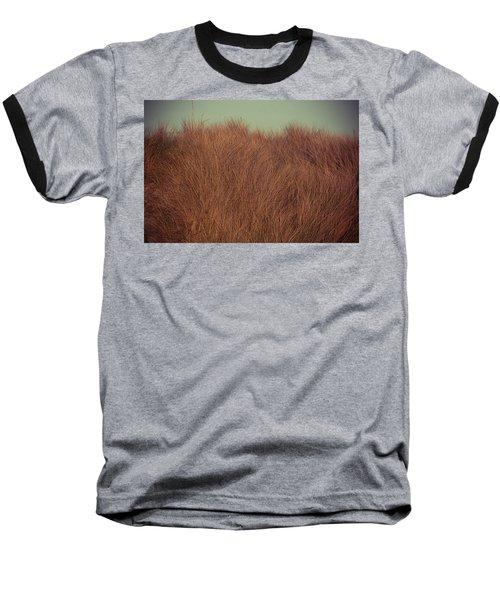 Beach Houses And Dunes Baseball T-Shirt