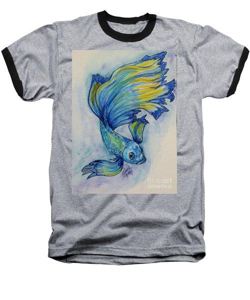Betta Baseball T-Shirt