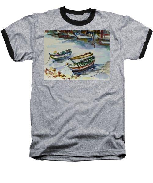 3 Boats I Baseball T-Shirt