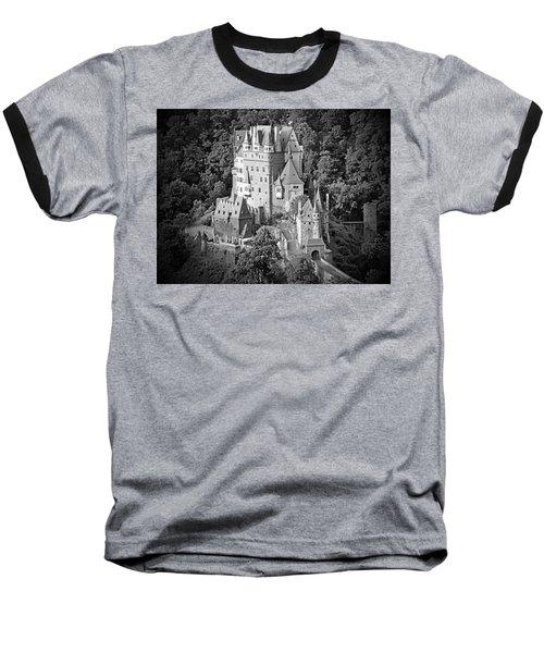 Burg Eltz - Moselle Baseball T-Shirt