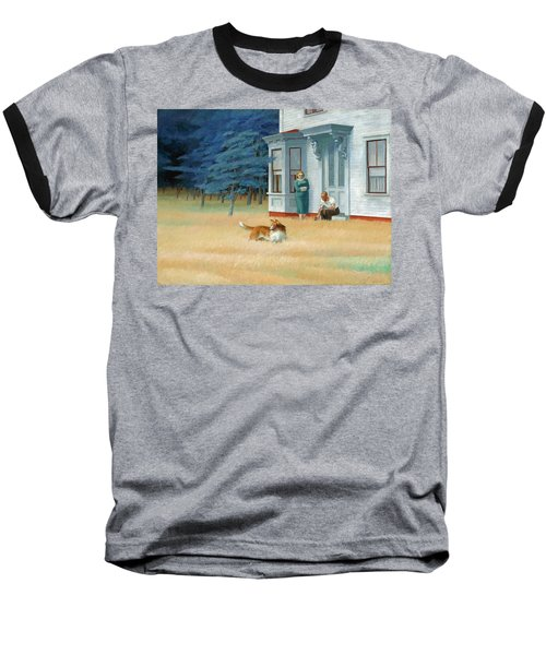 Cape Cod Evening Baseball T-Shirt