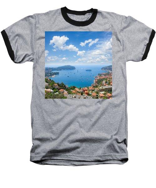 cote dAzur, France Baseball T-Shirt