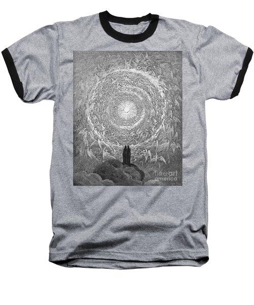 Dante Paradise Baseball T-Shirt