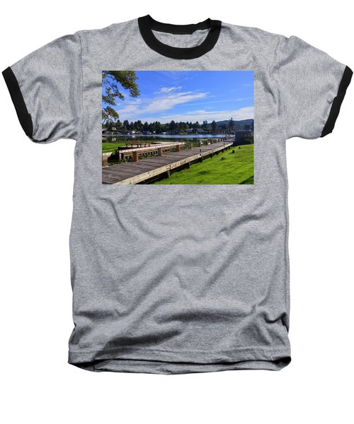 Devils Lake Oregon Baseball T-Shirt
